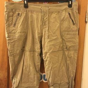 Apt 9 size 18W bermuda shorts
